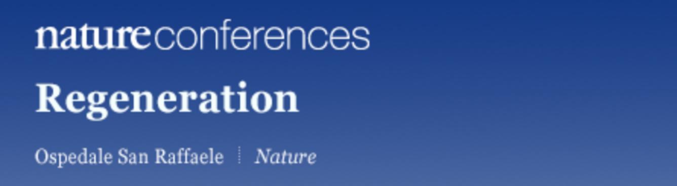 Nature Conferences REGENERATION
