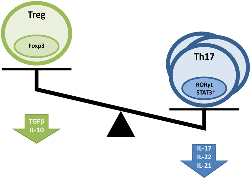 The transcriptional coactivator TAZ regulates reciprocal differentiation of TH17 cells and Treg cells
