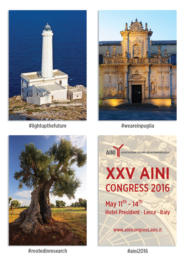 XXV AINI Congress 2016