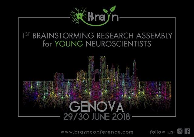 1st Annual Scientific Meeting of the Italian Young Neurocientists(Brainstorming Research Assembly for Young Neuroscientists)