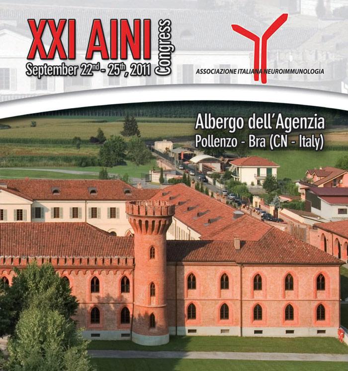 XXI AINI Congress 2011