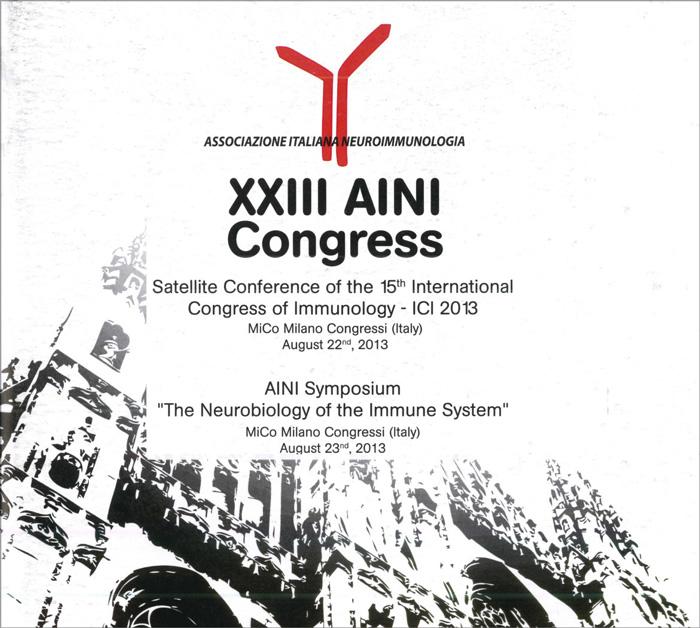 XXIII AINI Congress 2013