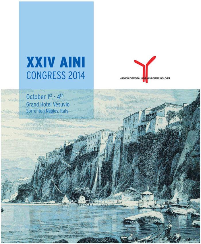 XXIV AINI Congress 2014
