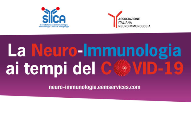 Workshop AINI-SIICA – La Neuro-Immunologia ai tempi del COVID-19