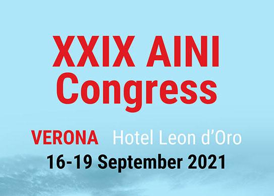 XXIX AINI Congress